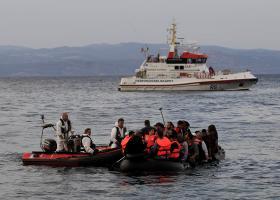 Εντοπισμός και διάσωση προσφύγων στην Κω - Κεντρική Εικόνα