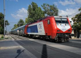 ΤΡΑΙΝΟΣΕ: Ξέμειναν από σιδηροδρομικό δίκτυο τα ιταλικά τρένα - Κεντρική Εικόνα