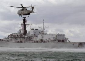 Η Βρετανία στέλνει πολεμικό πλοίο στη Λιβύη - Κεντρική Εικόνα
