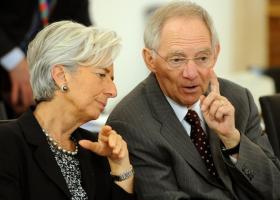 Αντίδραση Σόιμπλε στις προτάσεις του ΔΝΤ για το χρέος - Κεντρική Εικόνα