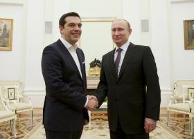 Στις 27 και 28 Μαΐου ο Πούτιν στην Αθήνα - Κεντρική Εικόνα