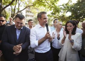 Μητσοτάκης: Έχω υποχρέωση να ενώσω τους Έλληνες  σε ένα κοινό όραμα - Κεντρική Εικόνα