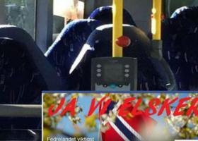 Νορβηγία: Μπέρδεψαν τις άδειες θέσεις λεωφορείου με γυναίκες που φορούν μπούρκα - Κεντρική Εικόνα