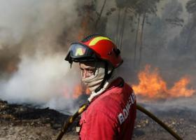 Πορτογαλία: Η χώρα δέχεται βοήθεια από την Ισπανία για την αντιμετώπιση πολλών δασικών πυρκαγιών - Κεντρική Εικόνα