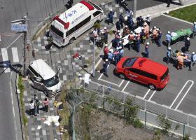 Ιαπωνία: Αυτοκίνητο έπεσε πάνω σε νήπια - 13 τραυματίες, 4 σε κρίσιμη κατάσταση (video) - Κεντρική Εικόνα