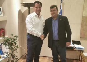 Γεωργιάδης: Αξιοποίηση προγραμμάτων του ΕΣΠΑ από τη Σαμοθράκη - Κεντρική Εικόνα