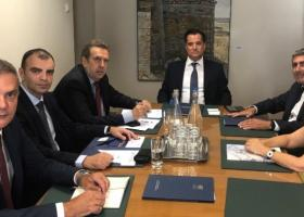 Γεωργιάδης: Θα κανονίσουμε συνάντηση με την ΕΕΤ για τις μικρομεσαίες επιχειρήσεις - Κεντρική Εικόνα