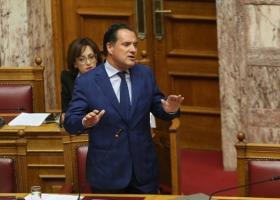 Άδωνις Γεωργιάδης: Τσίπρας και Πολάκης μπορεί να χρηματίστηκαν από φαρμακοβιομηχανίες - Κεντρική Εικόνα