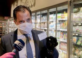 Ο Άδ. Γεωργιάδης μας... προετοιμάζει: «Μην έχετε αμφιβολία, ο τουρισμός θα φέρει κρούσματα στην Ελλάδα» - Κεντρική Εικόνα
