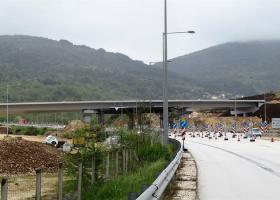 Κυκλοφοριακές ρυθμίσεις στον κόμβο Εγνατίας - Ιόνιας Οδού - Κεντρική Εικόνα