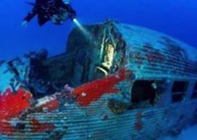 Βρέθηκε πολεμικό αεροπλάνο του Β' Παγκοσμίου Πολέμου ανοιχτά της Ρόδου (photos) - Κεντρική Εικόνα