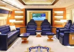 Αεροπλάνο «παλάτι» για τον Ερντογάν (video) - Κεντρική Εικόνα