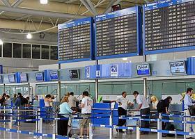 Σε ανοδικούς ρυθμούς η κίνηση στα αεροδρόμια το α' εξάμηνο - Κεντρική Εικόνα