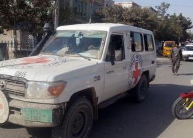 Αφγανιστάν: Οι Ταλιμπάν ανακάλεσαν την απαγόρευση τους στον Ερυθρό Σταυρό - Κεντρική Εικόνα