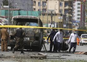 Τουλάχιστον 34 νεκροί από βόμβα σε λεωφορείο με γυναικόπαιδα - Κεντρική Εικόνα
