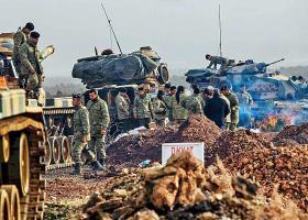 Ο Ερντογάν θα «καθαρίσει» από τους «τρομοκράτες» τα σύνορα με τη Συρία - Κεντρική Εικόνα