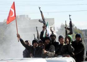Έπεσε η Αφρίν - Οι τουρκικές δυνάμεις εισέβαλαν στην πόλη - Κεντρική Εικόνα