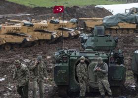 Τουρκικά στρατιωτικά οχήματα μπήκαν στη βόρεια Συρία - Κοινές περιπολίες με ΗΠΑ - Κεντρική Εικόνα