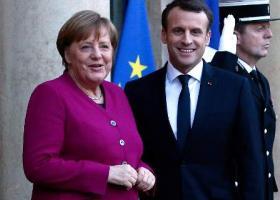 Ο Εμανουέλ Μακρόν θα υποδεχθεί την Άγγελα Μέρκελ στο Παρίσι στις αρχές Σεπτεμβρίου - Κεντρική Εικόνα