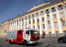 Έκρηξη σημειώθηκε σε στρατιωτική ακαδημία στην Αγία Πετρούπολη - Κεντρική Εικόνα