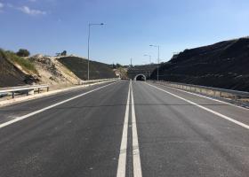 Παραδόθηκε στην κυκλοφορία ο νέος οδικός άξονας από Αγία Βαρβάρα προς Μοίρες - Κεντρική Εικόνα