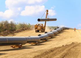 Αγωγός ΤΑΡ: Ολοκληρώθηκε η κατασκευή στην Ελλάδα - Δεκέμβριο η δοκιμαστική λειτουργία - Κεντρική Εικόνα