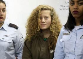 Η Παλαιστίνια Αχέντ Ταμίμι στο φεστιβάλ της ΚΝΕ - Κεντρική Εικόνα