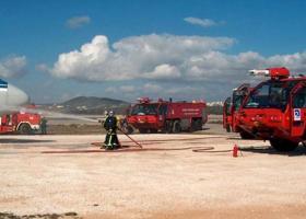 Ηράκλειο: Συναγερμός στο αεροδρόμιο όταν κινητήρας αεροσκάφους ανεφλέγη (photo) - Κεντρική Εικόνα