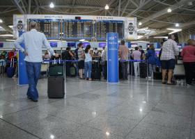 Διεθνές Αερολιμένας Αθηνών: Έσπασε το φράγμα των 25 εκατ. επιβατών το 2019 - Κεντρική Εικόνα