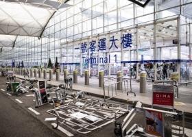 Ξανάνοιξε το αεροδρόμιο του Χονγκ Κονγκ μετά τις κινητοποιήσεις διαδηλωτών - Κεντρική Εικόνα