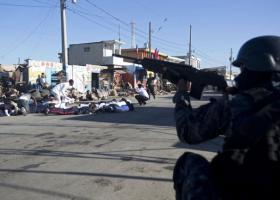 Αϊτή: Ένας νεκρός και δεκάδες τραυματίες σε μαζικές διαδηλώσεις κατά της διαφθοράς - Κεντρική Εικόνα