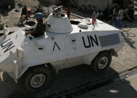 Αϊτή: Τέσσερις νεκροί σε τροχαίο με τεθωρακισμένο του ΟΗΕ - Κεντρική Εικόνα