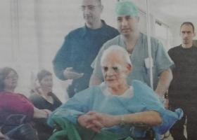 Παράταση στη νοσηλεία του Τσοχατζόπουλου - Κεντρική Εικόνα