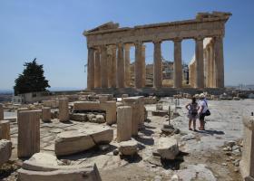 Υπ. Πολιτισμού: Ανύπαρκτο το ζήτημα της έλλειψης τίτλου ιδιοκτησίας για την Ακρόπολη - Κεντρική Εικόνα
