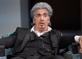 Ο Αλ. Πατσίνο σε δύο σόλο παραστάσεις στο Θέατρο του Παρισιού - Κεντρική Εικόνα