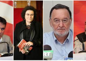 Την «Πρωτοβουλία 114» συγκροτούν οι Αλαβάνος, Λαφαζάνης, Βαλαβάνη και Λαπαβίτσας - Κεντρική Εικόνα
