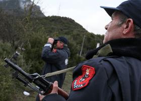 Ανησυχία στην Αλβανία για τις ροές προσφύγων στα σύνορα με Ελλάδα - Κεντρική Εικόνα
