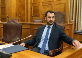Νομοθετικές πρωτοβουλίες για την αναμόρφωση του Προγράμματος Δημοσίων Επενδύσεων προανήγγειλε ο Χαρίτσης - Κεντρική Εικόνα