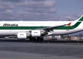 Απέρριψαν οι εργαζόμενοι στην Alitalia  το σχέδιο αναδιάρθρωσης της εταιρίας - Κεντρική Εικόνα