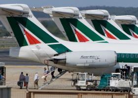 Σε πτώχευση ο ιταλικός κρατικός αερομεταφορέας Alitalia! - Κεντρική Εικόνα