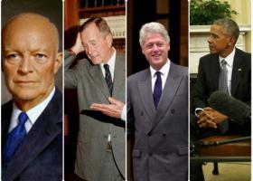 Όλες οι επισκέψεις Αμερικανών προέδρων στην Ελλάδα - Κεντρική Εικόνα