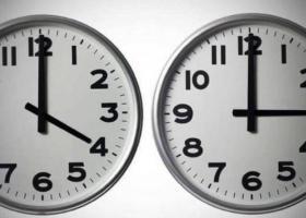 Αλλάζει η ώρα από τα ξημερώματα της Κυριακής - Κεντρική Εικόνα