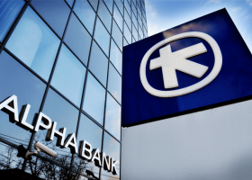 Alpha Bank: Πουλά επιχειρηματικά δάνεια 1,8 δισ. ευρώ - Κεντρική Εικόνα