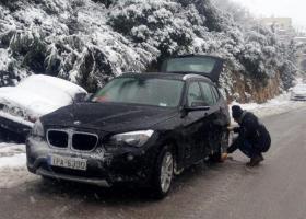 Σε ποια σημεία στην Κεντρική Μακεδονία χρειάζονται αντιολισθητικές αλυσίδες - Κεντρική Εικόνα