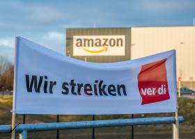 Διήμερη απεργία στις αποθήκες της Αmazon στη Γερμανία για αυξήσεις μισθών - Κεντρική Εικόνα