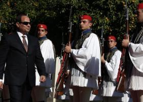 Ο Αιγυπτιώτης Ελληνισμός συγχαίρει τον Πρόεδρο Άμπντελ Φατάχ αλ Σίσι για την επανεκλογή του - Κεντρική Εικόνα