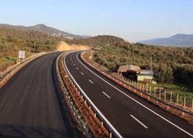 Αναστάλθηκε το έργο-σκούπα στον αυτοκινητόδρομο της Αμβρακίας Οδού - Κεντρική Εικόνα