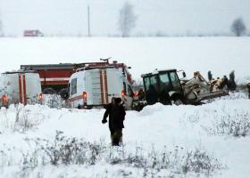 Ρωσία: Έρευνα έχει ξεκινήσει για τα αίτια συντριβής του Antonov - Κεντρική Εικόνα