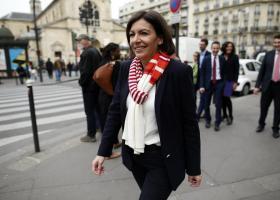 """Αν Ινταλγκό: Να γίνει το Παρίσι """"πρωτεύουσα της ποδηλασίας"""" - Κεντρική Εικόνα"""