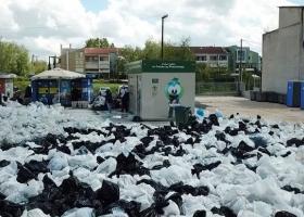 Η ελληνική πόλη που διεκδικεί το νέο ρεκόρ Γκίνες στην ανακύκλωση πλαστικού!  - Κεντρική Εικόνα